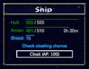 Ship Panel